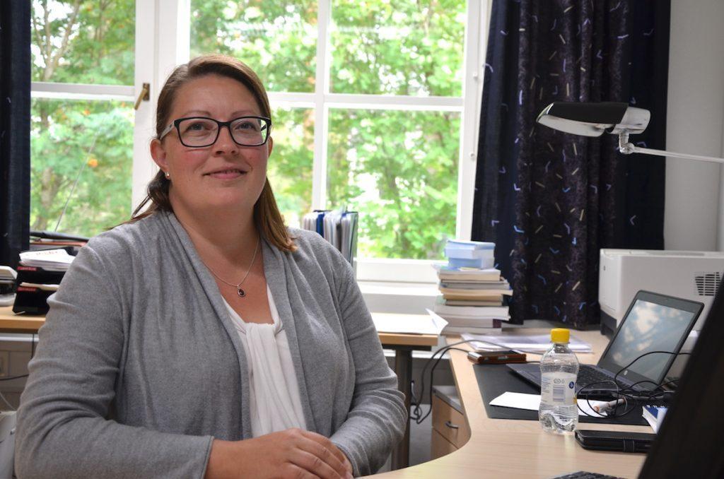 Hannele Syri-Nieminen on aloittanut biohankkeiden projektipäällikkönä Toholammilla
