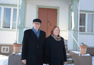 Kari Hautanen oli kunnan ensimmäinen elinkeinoasiamies
